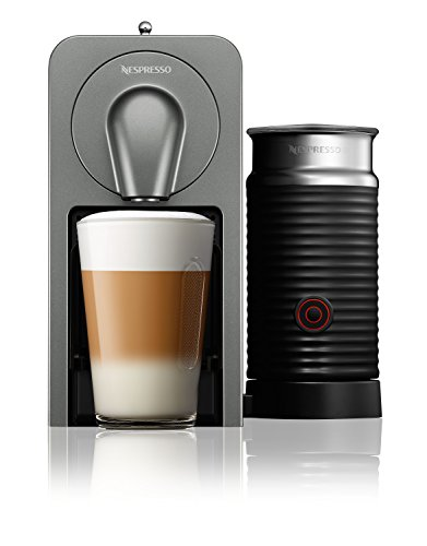 Krups yy5101fd Nespresso Prodigio und Milch Espresso Automatische Titan