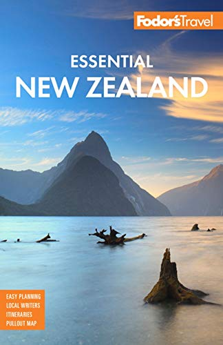 Compare Textbook Prices for Fodor's Essential New Zealand Full-color Travel Guide 2 Edition ISBN 9781640971547 by Fodor's Travel Guides