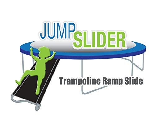 Trampoline Pro Wide 3-Step Trampoline Ladder with Safety-Latch plus No-Slip Steps plus Cooler...