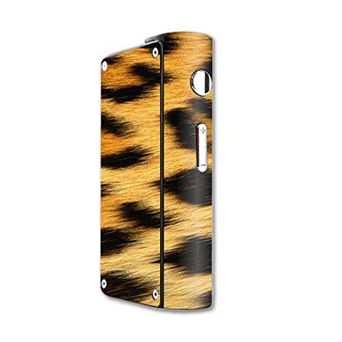MightySkins Skin Compatible with Laisimo S3 200W TC mod Skins Sticker Vape Cheetah