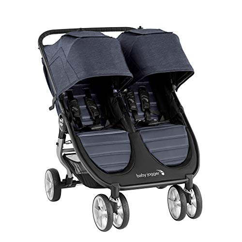 Baby Jogger City Mini 2 Double Stroller (Carbon)