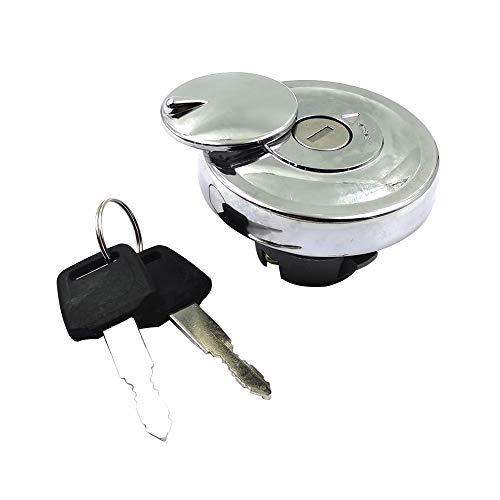 Fuel Gas Tank Cap Lock Keys set for Yamaha DragStar V-Star 650/950/1100 XVS650 XVS950 XVS1100 1998-2017