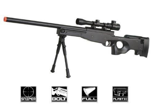 BBTac Airsoft Sniper Rifle Bolt Action Gun...