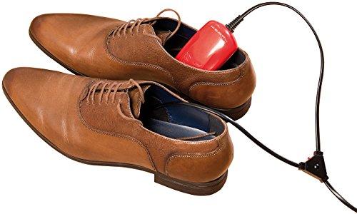 PEARL Schuhwärmer: Elektrischer Schuhtrockner mit 2 Trocken-Modulen, 10 Watt, bis 40 °C (Stiefeltrockner)