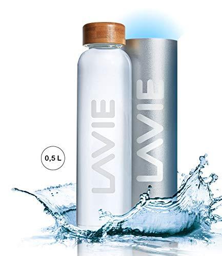 LaVie 2Go es Purificador Agua Compacto Innovador luz