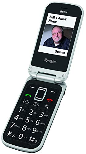 TIPTEL Ergophone 6120 GSM 6,6 cm 2,6 Zoll