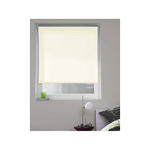 MADECOSTORE rolgordijn, polyester, beige, 49 x 190 cm (stof = L45 cm)
