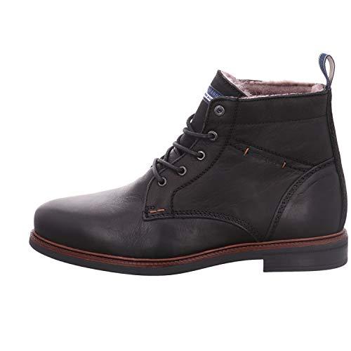 Salamander Sarato Boots pour homme - Noir - Noir , 43 EU