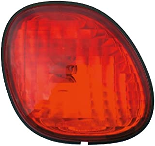 For GS 300 400 430 98-05 Luggage Lid TAIL LIGHT with BULB Passenger