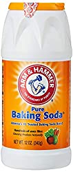 Arm and Hammer Pure Baking Soda Shaker, 340g