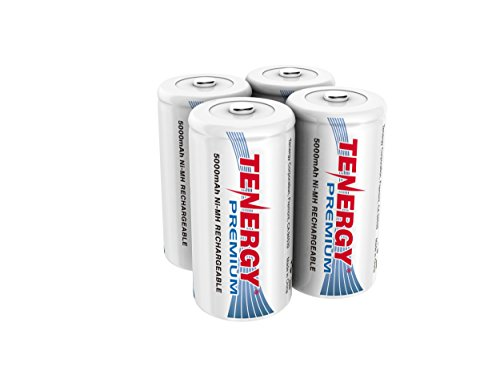 Our #6 Pick is the Tenergy Premium Rechargeable Batteries