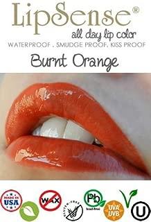 LipSense Bundle - 2 Items, 1 Color and 1 Glossy Gloss (Burnt Orange)
