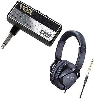 VOX ヴォックス アンプラグ2 amPlug 2 Metal + ROLAND ヘッドホン RH-5 セット