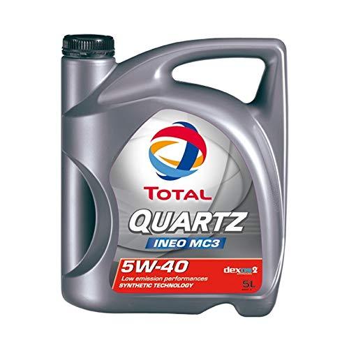 Total Aceite Quartz INEO MC3 5W40 5L