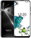 Unlocked Cell Phone,OUKITEL C17 Pro 6.35 inch Android 9.0 4G Dual SIM Mobile Phone,T-Mobile, AT&T Phone,64GB+4GB RAM Triple Camera Unlocked Smartphone,Black