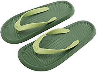 Litthing Unisex Flip Flops Thick-Soled Non-Slip Slippers Bathroom Sandals and Slippers