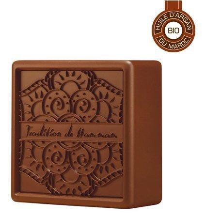 "Yves Rocher"" Tradition de Hammam"" Argan -Olive Oil Soap, 150 g. FRANCE."