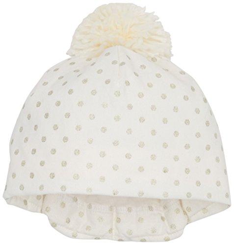 Sterntaler Baby-Mädchen Beanie Mütze, Beige (Ecru 903), 53 cm