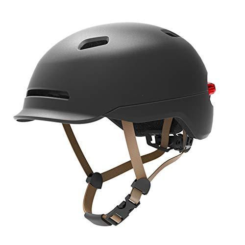 Casco La Seguridad Ligero Ventilación Unisex-Adulto Cascos con Acolchado Comfort Protector para la Seguridad en Bicicleta, Patinaje y patineta