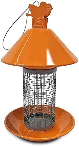 Bird Feeders for Award-winning store Outside 2021 model Outdoor Metal Fee Gardening Pet Hanging
