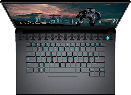 Product Image 1: Alienware m15 R3 Gaming Laptop: Core i7-10750H, NVIDIA RTX 2070 Super, 15.6″ Full HD 300Hz Display, 16GB RAM, 512GB SSD