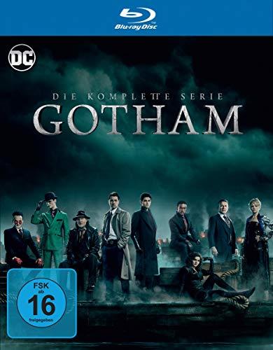 Gotham: Die komplette Serie [Blu-ray]