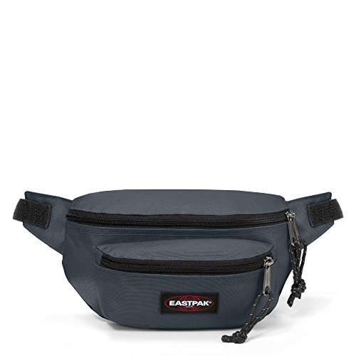 Eastpak Doggy Bag Riñonera, 27 cm, 3 L, Azul (Midnight)