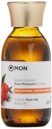 MON DECONATUR Aceite Corporal de Rosa Mosqueta 125 ml