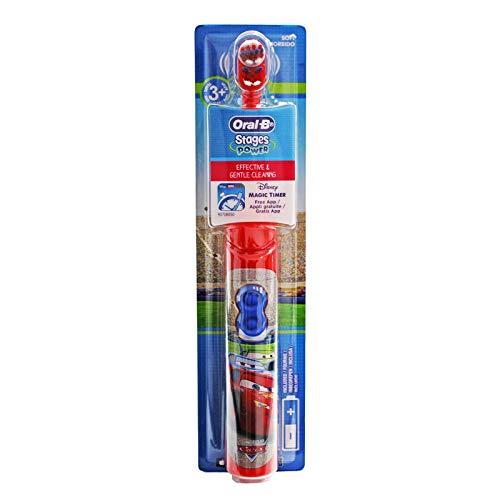 Oral-B Zahnbürste Zähne Kinder Stages Power Elektro