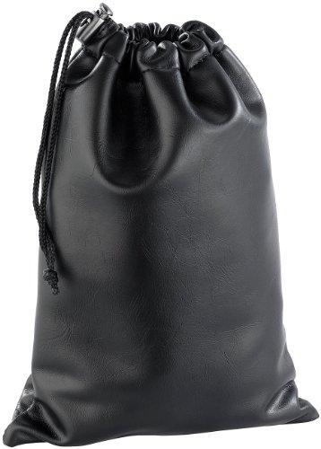 Xcase Cuffie tasche: Universale in Eco Pelle con Tasche con coulisse (Piccole Parti della)
