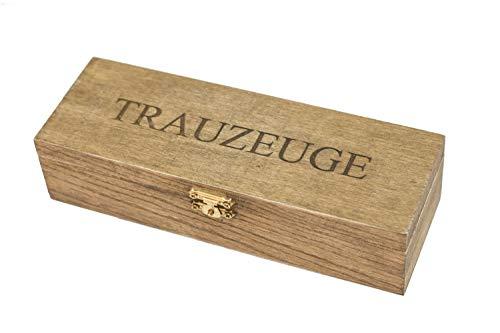 Happy Wedding Art Trauzeuge Geschenk Box Zigarren Holz Gravur Bester Trauzeuge Geschenkbox Geschenkidee Cigar Box Zigarrenbox Groomsmen