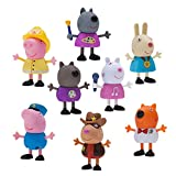 Peppa Pig What I Want to Be 8-Figure Pack
