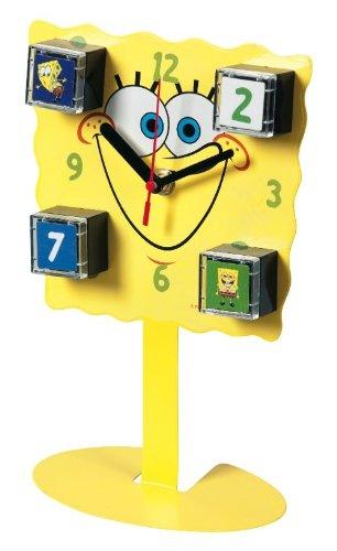 United Labels 0109412 - Spongebob Wecker mit Magneten
