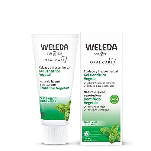 Weleda Zahnpasta Pflanzen Gel 75 ml - 3er-Pack