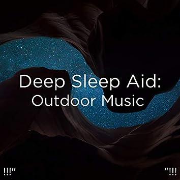 """!!!"""" Deep Sleep Aid: Outdoor Music  """"!!!"""