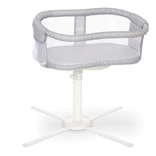 Product Image of the HALO BassiNest Swivel Sleeper, Bedside Bassinet, Essentia Series, Morning Mist
