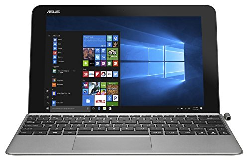 Asus Transformer Mini T103Haf-Gr033T Nero,grigio Ibrido (2 in 1) 25,6cm (10.1') 1280x800 Pixel Touch Screen 1,44ghz Intel Atom X5-Z8350