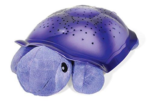Baby Nachtlicht Cloud b Twilight Turtle, violett