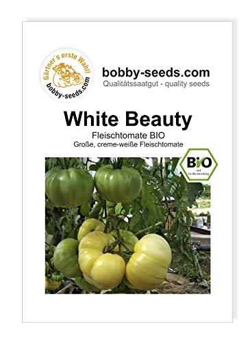 White Beauty BIO-Tomatensamen von Bobby-Seeds Portion