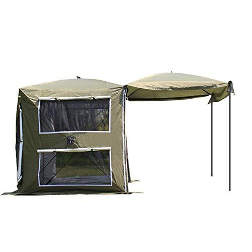 TWW Autoseitenzelt Zelt Im Freien...