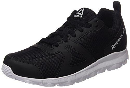 Reebok Fithex TR Bs9127, Scarpe da Fitness Uomo, Nero (Black/White), 40.5 EU