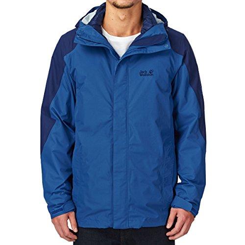 Jack Wolfskin Ice Portage Jacket Men Classic Blue