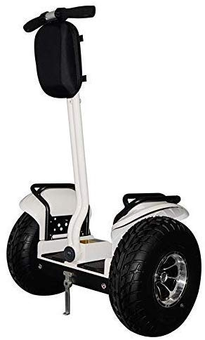 OUTSTORM 4000w/ 84v Offroad Electric Self Balance, City, Boardwalk Travel, Sightseeing, or Golf Course Use, Foldable Vehicle 34 Miles Range/13MPH Speed/ 8.8Ah Battery/19in Wheel