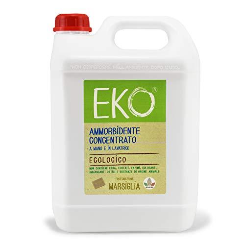 EKO AMMORBIDENTE Liquido Ecologico Marsiglia LT 5-250 lavaggi