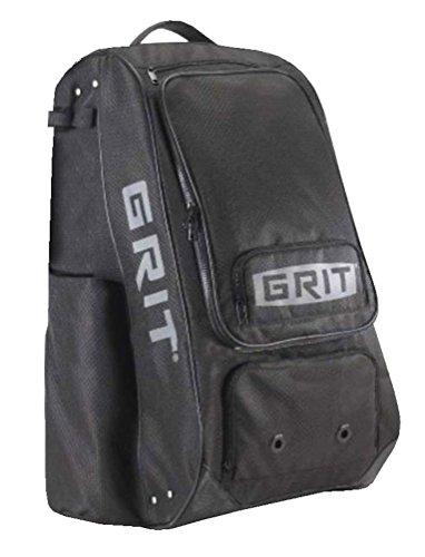 """Grit Inc. Baseball/Softball 26"""" Backpack Bag, Back Pack, Black BP01-026-B"""