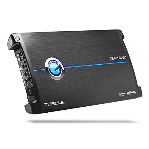 Planet Audio TR5000.1D Class D Car Amplifier