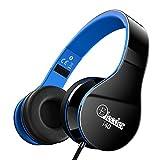 Best Folding Headphones - Elecder i40 Headphones with Microphone Foldable Lightweight Adjustable Review