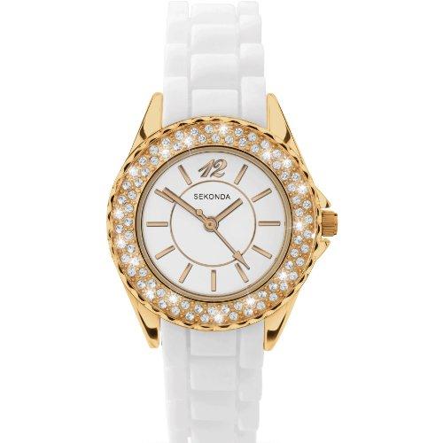 Sekonda 4401,27 - Reloj analógico de Cuarzo para Mujer