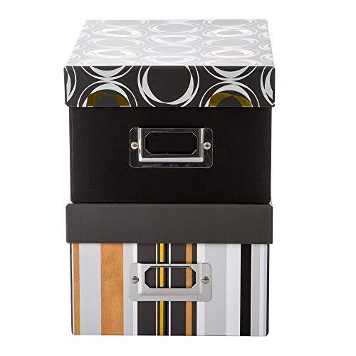 goldbuch Fotobox Grace farblich sort. max.700 Fotos 10x15 85068
