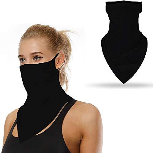 MUJUZE Herren Damen Outdoor Schal Kopftuch Dreieckschal Stirnband Bandana 3D-Druck Fahrrad Face Shield Sonnenschutz Multifunktionstuch Sturmhaube (Style7)